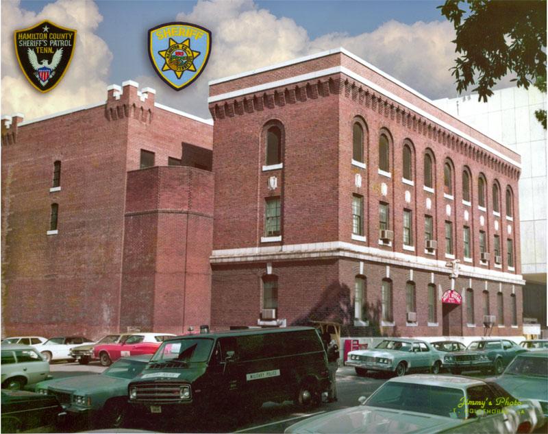 HCSO - About Hamilton County
