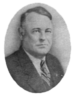 Hamilton County Sheriff's Office-Past Sheriffs-Frank Burns ...
