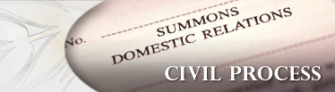 Civil Process Banner