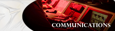 Communications Banner