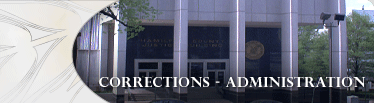 Corrections Administration Banner