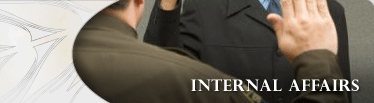 Internal Affairs Banner