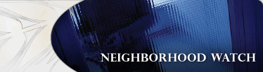 Neighborhood Watch Banner